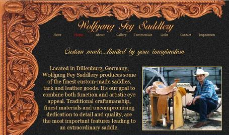 The Continental Saddlery